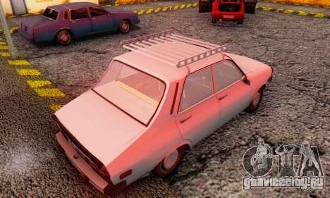 Dacia 1310 TX Stock v1 для GTA San Andreas вид справа
