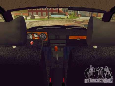 ГАЗ-24-12 Катафалк для GTA San Andreas вид справа