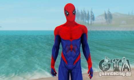 Skin The Amazing Spider Man 2 - Nueva Era для GTA San Andreas