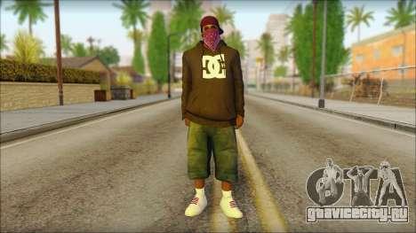 Plen Park Prims Skin 2 для GTA San Andreas