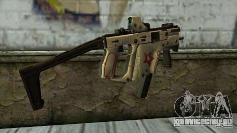 Kriss Super from PointBlank v2 для GTA San Andreas второй скриншот