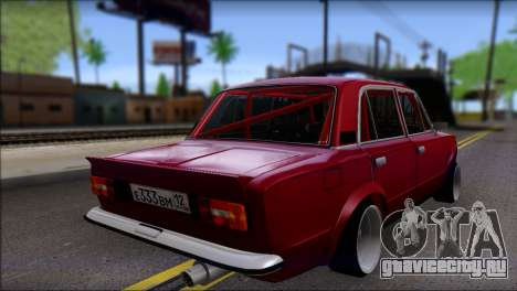 ВАЗ 2106 Спорт для GTA San Andreas вид слева