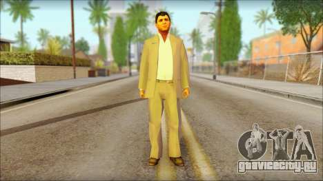 Michael from GTA 5	v2 для GTA San Andreas