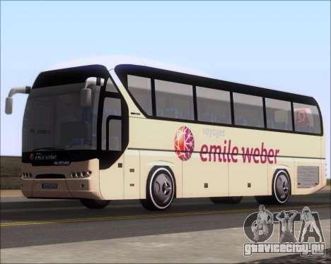 Neoplan Tourliner Emile Weber для GTA San Andreas