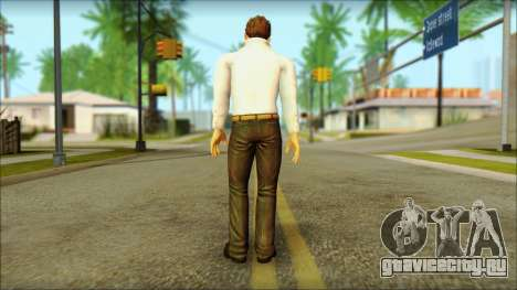 Dead Or Alive 5 Jann Lee 3rd Outfit для GTA San Andreas второй скриншот