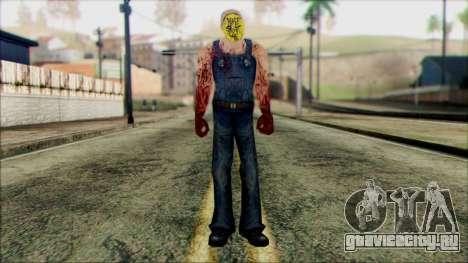 Manhunt Ped 15 для GTA San Andreas