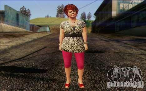 Trevor Phillips Skin v1 для GTA San Andreas