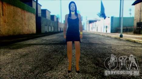 Bfyri from Beta Version для GTA San Andreas