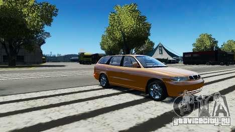 Daewoo Nubira I Wagon CDX US 1999 для GTA 4
