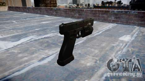 Пистолет Glock 20 ghosts для GTA 4 второй скриншот