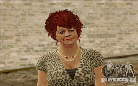 Trevor Phillips Skin v1 для GTA San Andreas третий скриншот