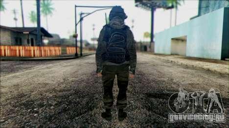 Солдат ВДВ (CoD: MW2) v1 для GTA San Andreas второй скриншот