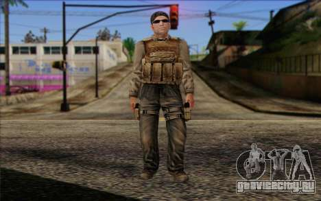 Frost from ArmA II: PMC для GTA San Andreas