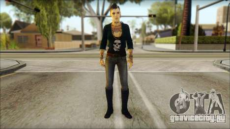 Watch Dogs Clara Lille для GTA San Andreas
