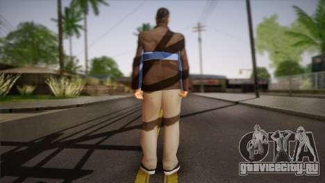 Russian Mafia Skin для GTA San Andreas второй скриншот