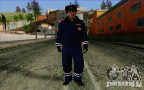 ДПС Скин 1 для GTA San Andreas