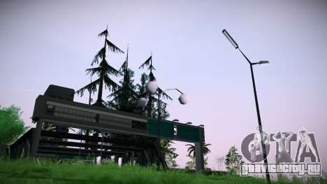 Таможня By Makar_SmW86 для GTA San Andreas четвёртый скриншот