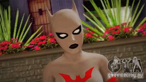 The Mystery of Batwoman для GTA San Andreas третий скриншот