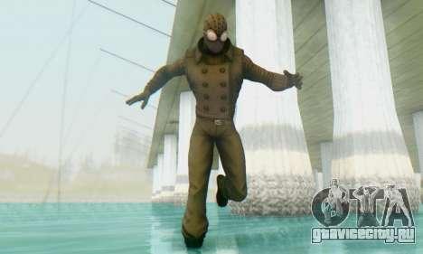 Skin The Amazing Spider Man 2 - DLC Noir для GTA San Andreas второй скриншот