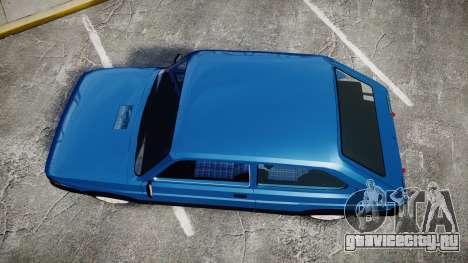 Fiat 147 Spazio-TR для GTA 4 вид справа