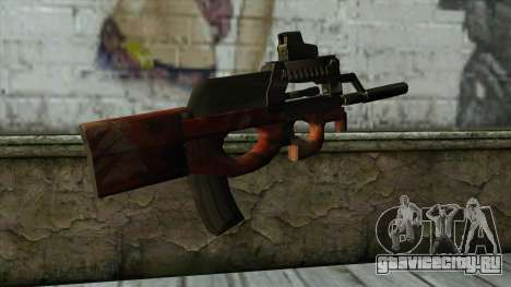 P90 from PointBlank v3 для GTA San Andreas второй скриншот