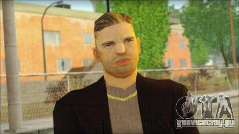 Italian Mafia Mobster для GTA San Andreas третий скриншот