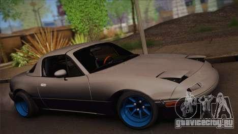 Mazda Miata для GTA San Andreas