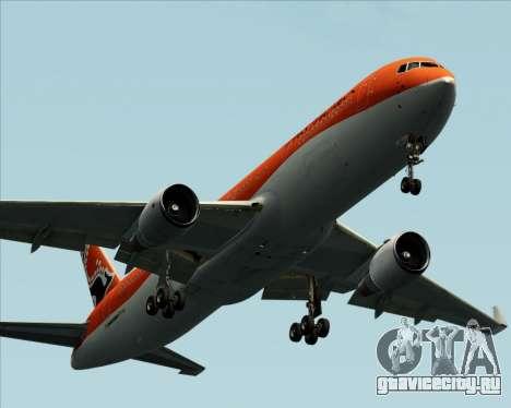 Boeing 767-300ER Australian Airlines для GTA San Andreas вид снизу