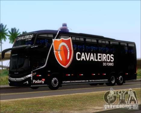 Marcopolo Paradiso G7 1600LD Scania K420 для GTA San Andreas