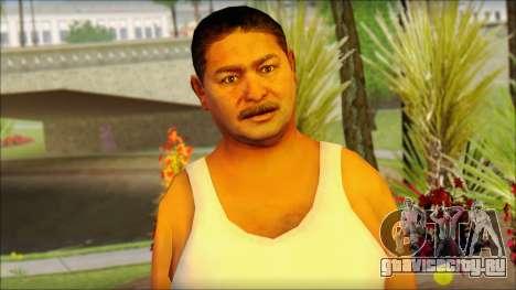 GTA 5 Ped 2 для GTA San Andreas третий скриншот