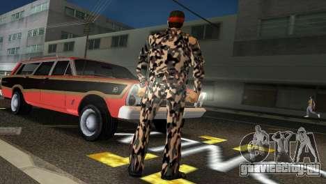Camo Skin 08 для GTA Vice City второй скриншот