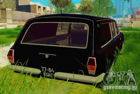 ГАЗ-24-12 Катафалк для GTA San Andreas вид сзади слева