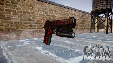 Пистолет Kimber 1911 Art of War для GTA 4