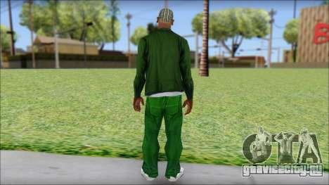 New CJ v2 для GTA San Andreas второй скриншот