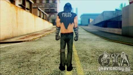 Manhunt Ped 4 для GTA San Andreas второй скриншот