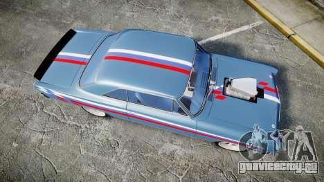 Chevrolet II Nova SS 1966 Custom [EPM] PJ2 для GTA 4 вид справа