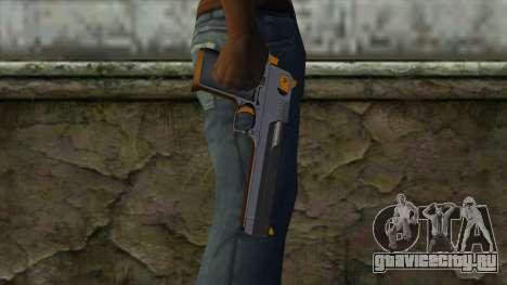 Nitro Desert Eagle для GTA San Andreas третий скриншот