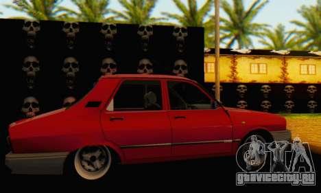 Dacia 1310 Injectie для GTA San Andreas вид сзади слева