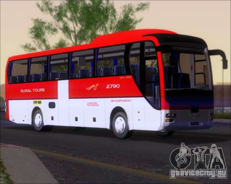 MAN Lion Coach Rural Tours 2790 для GTA San Andreas