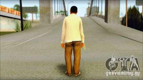 GTA 5 Ped 23 для GTA San Andreas второй скриншот