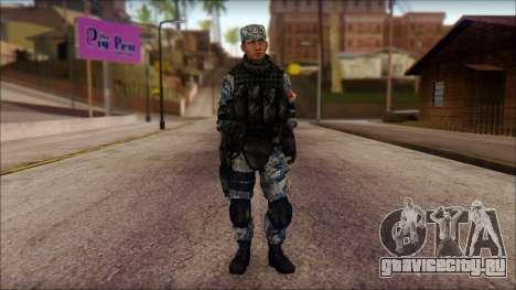 MG from PLA v1 для GTA San Andreas