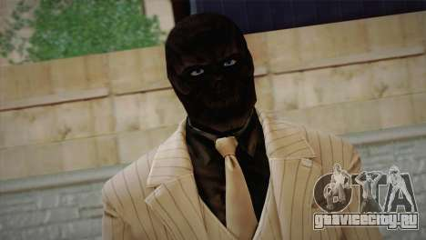 Black Mask для GTA San Andreas третий скриншот
