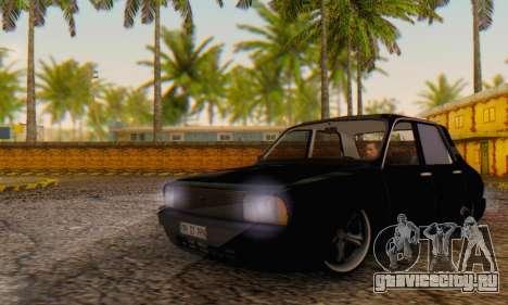 Dacia 1310 TLX PRN для GTA San Andreas