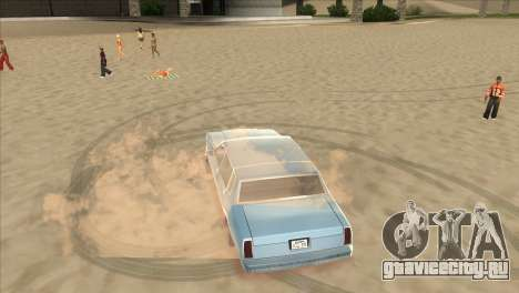 Bright ENB Series v0.1 Alpha by McSila для GTA San Andreas шестой скриншот