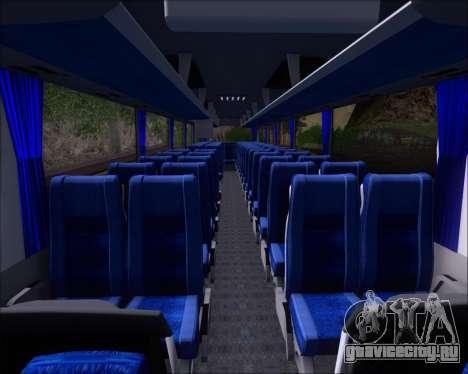 MAN Lion Coach Rural Tours 2790 для GTA San Andreas вид снизу