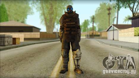 Beltway from RE: Operation Raccoon City для GTA San Andreas