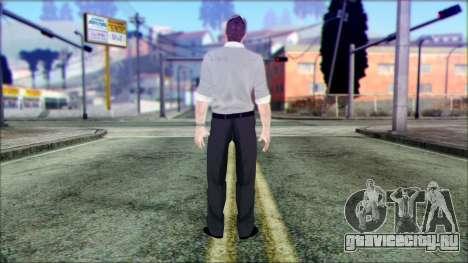 Shaun from Assassins Creed для GTA San Andreas второй скриншот