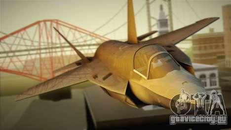 Lockheed Martin F-35A для GTA San Andreas