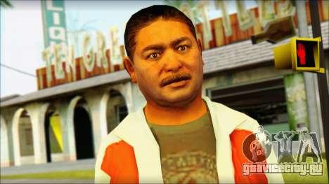GTA 5 Ped 23 для GTA San Andreas третий скриншот