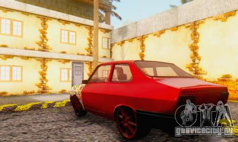Dacia 1310 Sport Tuning v2 для GTA San Andreas вид справа